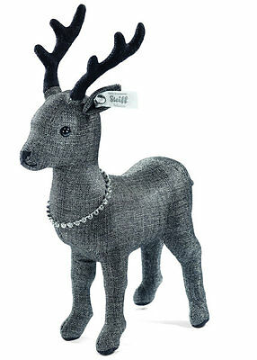 Steiff Selection Limited Edition Graphite Stag, Enchanted Forest, 025969