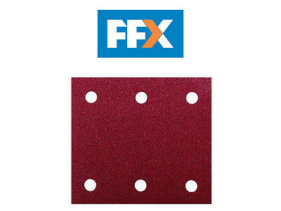 Makita P-33130 Palm Sander Sheets Red 150 Grit x 10 Pack