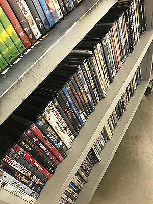 Lot of 300 Used Random DVD Movies - Used DVD Lot
