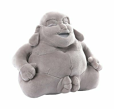 GUND Huggy Buddha Gray Plush, 7-1/2 inches - Soft and Cuddly