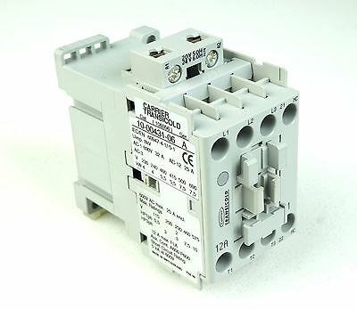 Carrier Transicold Contactor 10-00431-06 12 Amp for Container Refrigeration Unit