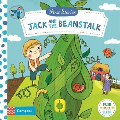 Jack and the Beanstalk by Natascha Rosenberg 9781509808984 (Board book, 2016)