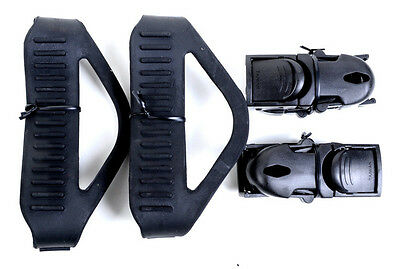 IST replacement Fin Strap Set for Dive Fins