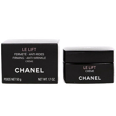 Chanel Le Lift Firming Anti Wrinkle Creme Face Cream Anti Ageing Skincare 50G