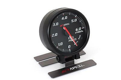 Apexi Electronics for  - ELII System Meters b? Fuel Pressure (Black Face/ Black
