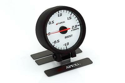 Apexi Electronics for  - ELII System Meters b? Mechanical Boost KPA (White Face/