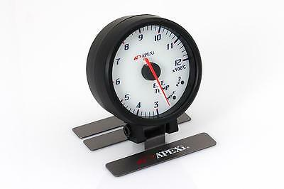 Apexi Electronics for  - ELII System Meters b? Exhaust Gas Temperature (White Fa