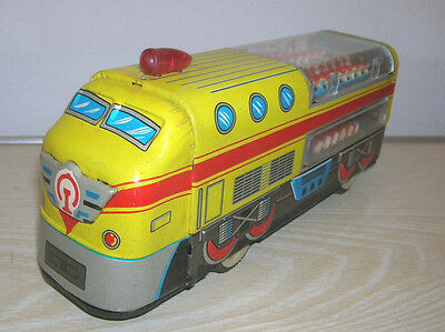 Red China Tintoy - Loko Train 561 MF 136 - 60er/70er Jahre