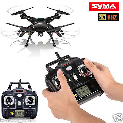 2.4G Remoted Controller RC Transmitter for Syma X5 X5C X5C-1 X5SW Helikopter ABS