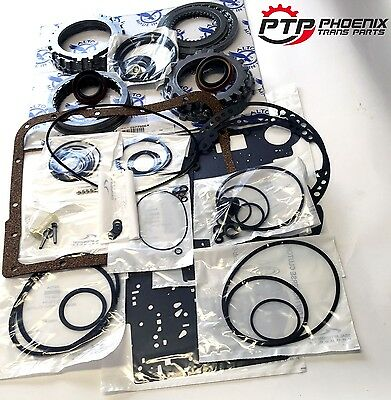 700R4 4L60 Master Rebuild Kit Alto Clutches Steels Performance PowerPack