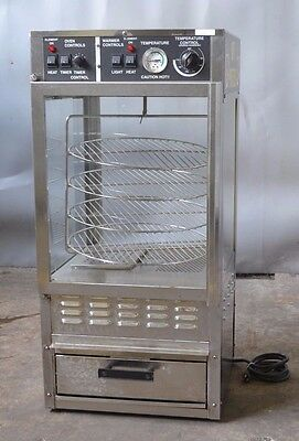 Used 5552PR Pretzel Oven/Warmer Display Combo, Excellent Free Shipping!!!
