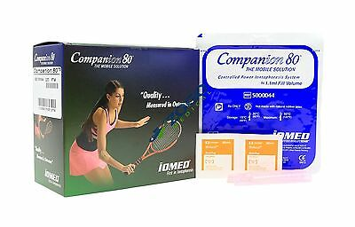Chattanooga Iomed Companion 80 Wireless Iontophoresis Electrode 1.1 CC -Box of 6