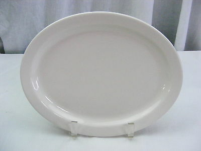 Vintage Buffalo China Oval Small Platter Restaurant Ware USA