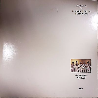 """Frankie Goes To Hollywood Power Of Love (PS) 12"""" Vinyl Single"""