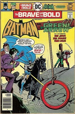 Brave And The Bold #129 - FN/VF