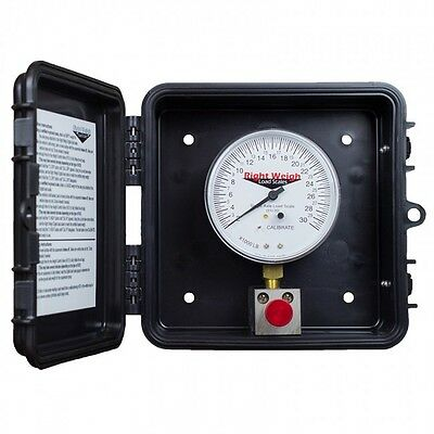 Right Weigh Load Scales, 310-30-PP 30K Pounds in Protective Box