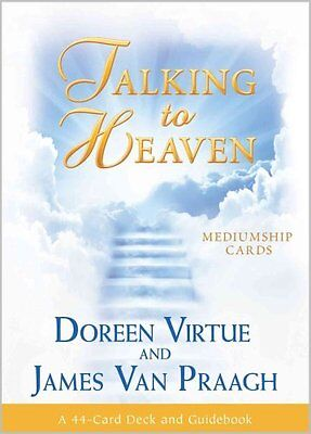 Talking to Heaven Mediumship Cards by Doreen Virtue 9781401942618 (Cards, 2013)