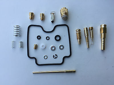 Carburetor Rebuild Kit Repair For Suzuki LTZ 400 2003 2004 2005 2006 2007 2008