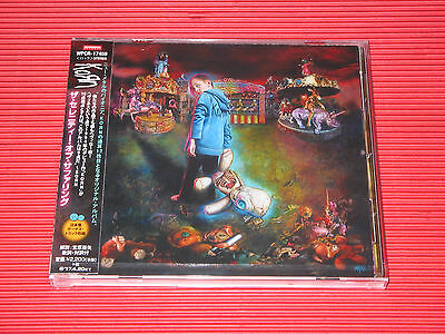 2016 KORN THE SERENITY OF SUFFERING with Bonus Tracks (total 14 tracks) JAPAN CD