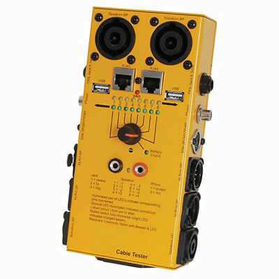 Roadies Cable Tester