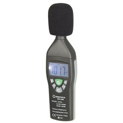 Digitech Compact Digital Sound Level Meter