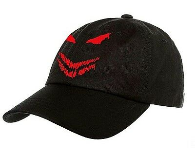 DISTURBED HAT/CAP Red The Guy Mascot Logo Authentic Licensed NEW