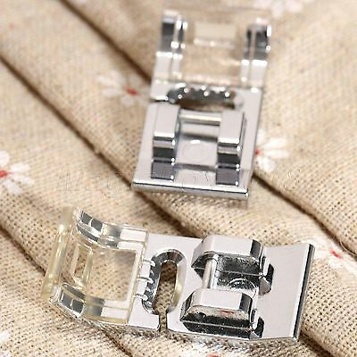 New Household Sewing Machine Standard Presser Foot For Brother Singer Jano JUKI