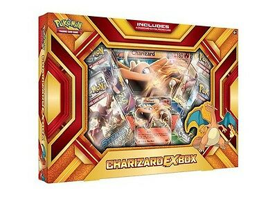 Pokemon Trading Card Game Charizard Fire Blast EX Box New/Sealed
