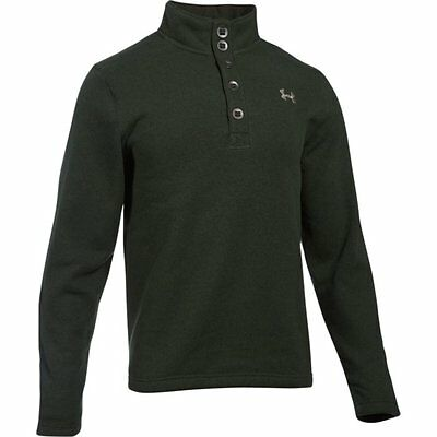 Under Armour Specialist STORM Sweater ColdGear (Green) 1238296-357