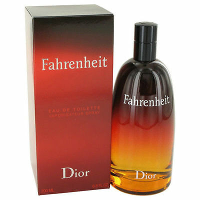 Fahrenheit EDT for Men by Christian Dior, 200ml Spray