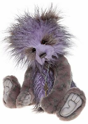New **COLLECTABLE HANDMADE FULLY JOINTED CHARLIE BEAR ~ KEKEZZA** 39cm