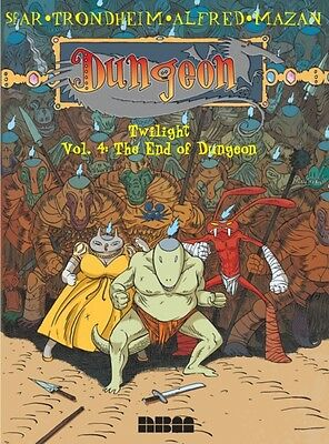 Dungeon: Twilight Vol. 4 : High Septentrion & The End of Dungeon . 9781561639199