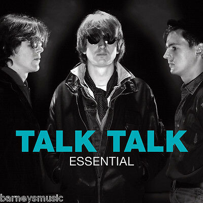 Talk Talk ( New Sealed Cd ) Essential / The Greatest Hits / Very Best Of