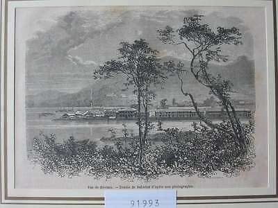 91993-Asien-Japan-Nippon-Nihon-Decima-T Holzstich-Wood engraving