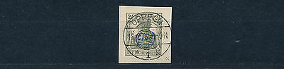 Oppelner Notausgabe 2 1/2 Pf. Germania 1920 Michel ON 2 Attest (S13236)