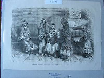 93575-Russland-Russia-Tataren Tatares Oural-T Holzstich-Wood engraving