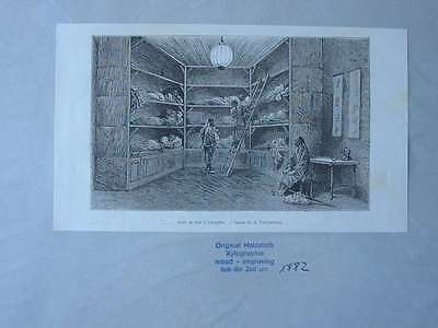93605-Asien-Asia-China-Shanghai-T Holzstich-Wood engraving
