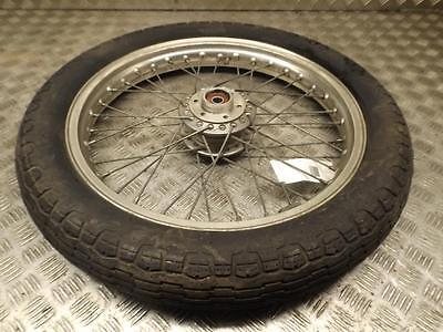 Suzuki GS1000 19 Inch Early Spoked Alloy Rim RE5 Front Wheel