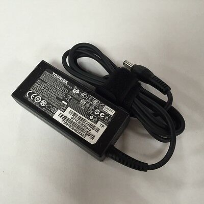 Genuine Original Toshiba PA3822E-1AC3 PX5044U-1PWR Laptop Power Supply PSU