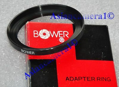 Bower 52-46mm Step-Down Metal Stepping Adapter Ring 52mm to Lens 46mm to Filter