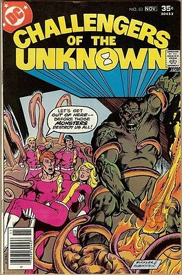 Challengers Of The Unknown #83 - FN-