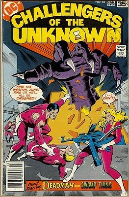 Challengers Of The Unknown #85 - VG/FN