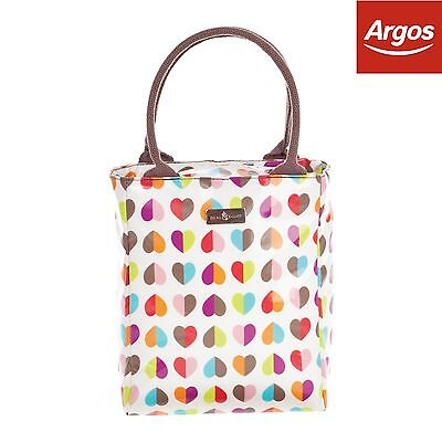 Beau and Elliot Confetti Insulated Lunch Bag - Multicoloured :From Argos on ebay