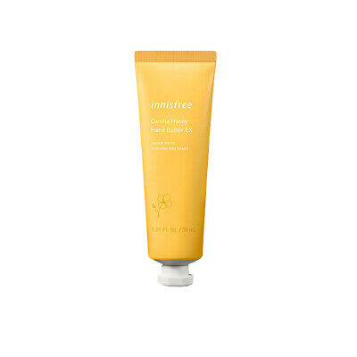 Innisfree Canola Honey Hand Butter 50ml Free gifts
