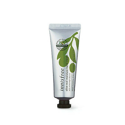 Innisfree Olive Real Moisture Hand Cream 50ml Free gifts