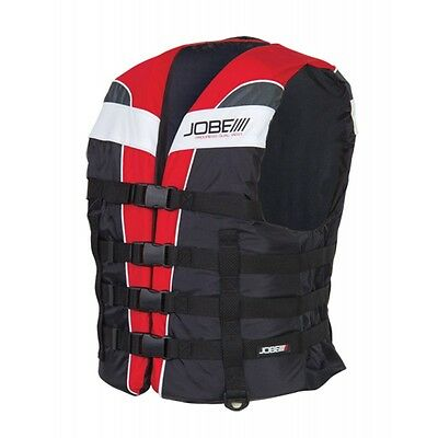Gilet Progress Dual Vest de Jobe rouge Jobe