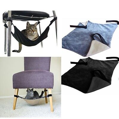 New Pet Cat Crib Cat Hanging Hammock Clutter Free Cat Bed Cage Comforter 40*40CM