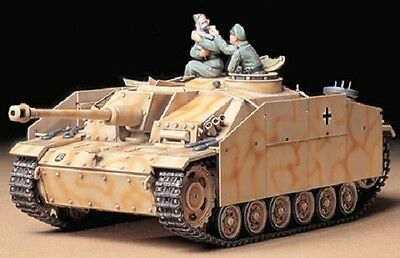 Tamiya 35197 1/35 Model Assault Gun Kit WWII German StuG III Ausf.G Sd.Kfz 142/1