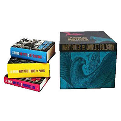 Harry Potter The Complete Collection By J.K.Rowling 7 Books Box Set NEW PACK