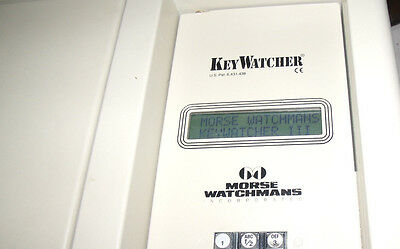 Morse Watchman KeyWatcher with User Manual. Key Safe, Lock Box, Vehicle Keys
